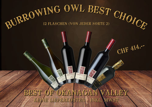 Burrowing Owl Best Choice